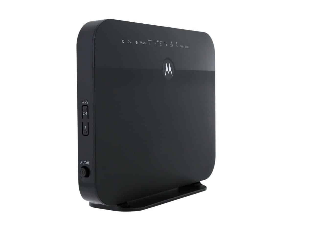 Routers for frontier FiOS