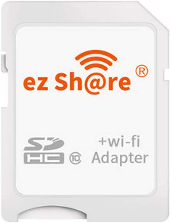 ez Share 8GB 16GB 32 GB Adapter WiFi SDHC Card