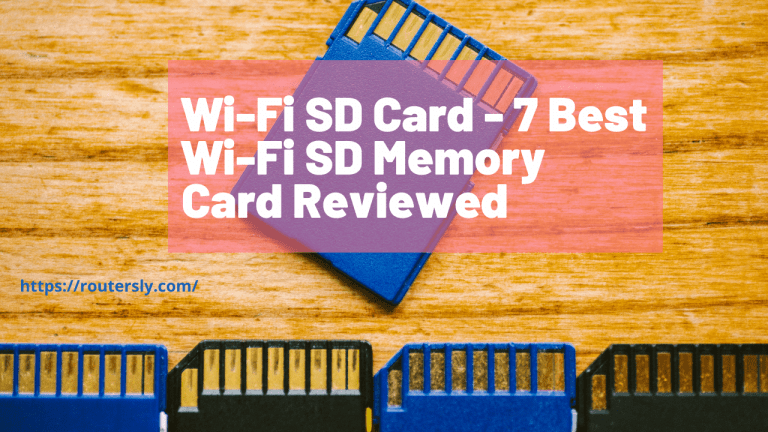 WiFi SD Card